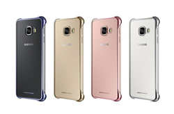 Ốp lưng Clear Cover Galaxy A3 2016