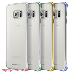 Ốp lưng Clear Cover samsung galaxy S6 plus