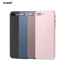 Ốp lưng iPhone 7 Plus hiệu Memumi (Slim Case Series)
