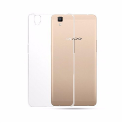 Ốp lưng silicon dẻo trong suốt OPPO F1 Plus siêu mỏng 0.6 mm