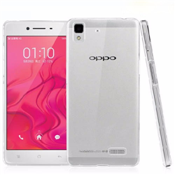 Ốp lưng silicon dẻo trong suốt OPPO Neo 9s siêu mỏng 0.6mm